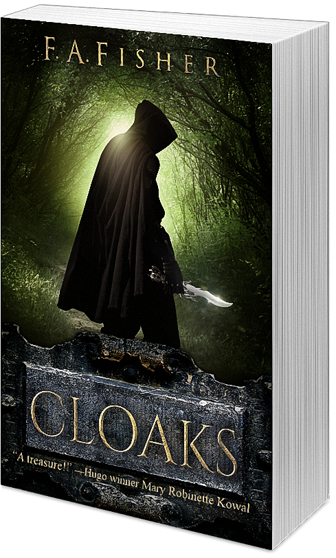 Cloaks front cover