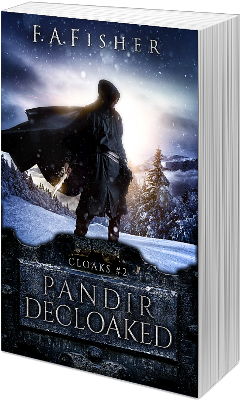 Pandir Decloaked front cover